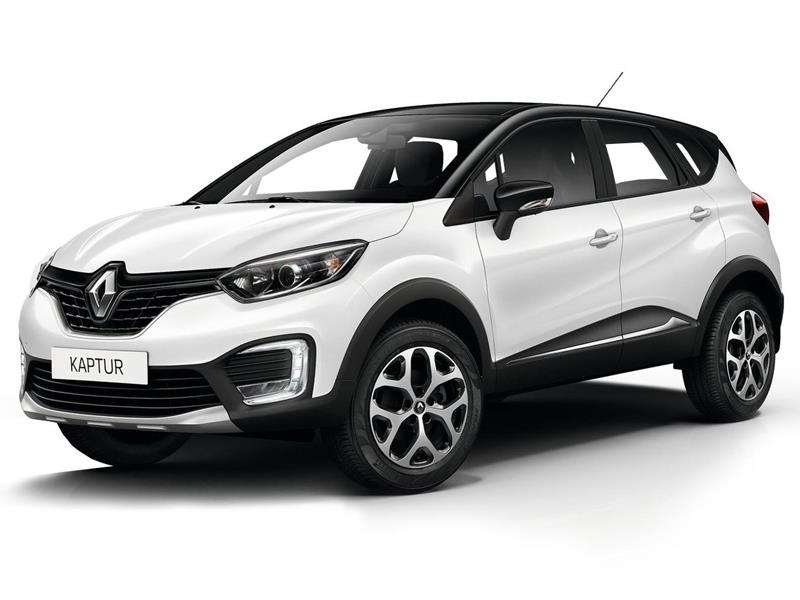 Foto Renault Captur Intens nuevo color A eleccion precio $338,700