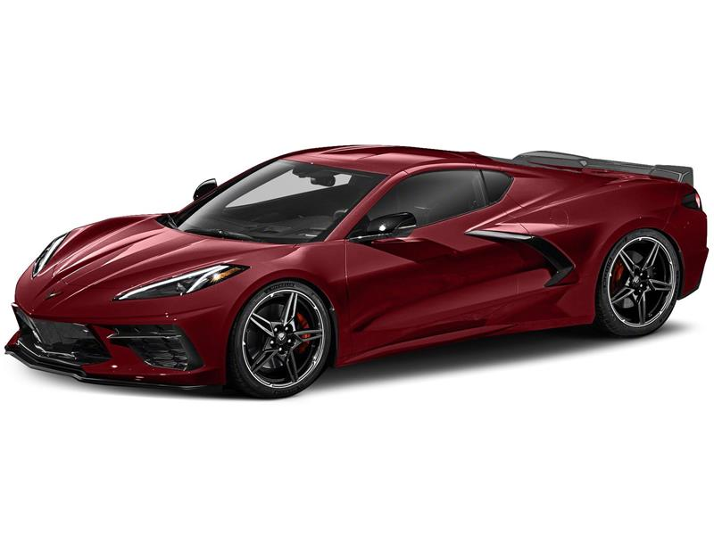 Chevrolet Corvette Stingray Z51 Performance Package nuevo color A eleccion precio $2,200,000
