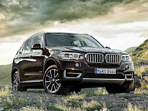 foto BMW X5 xDrive 35i Pure Excellence