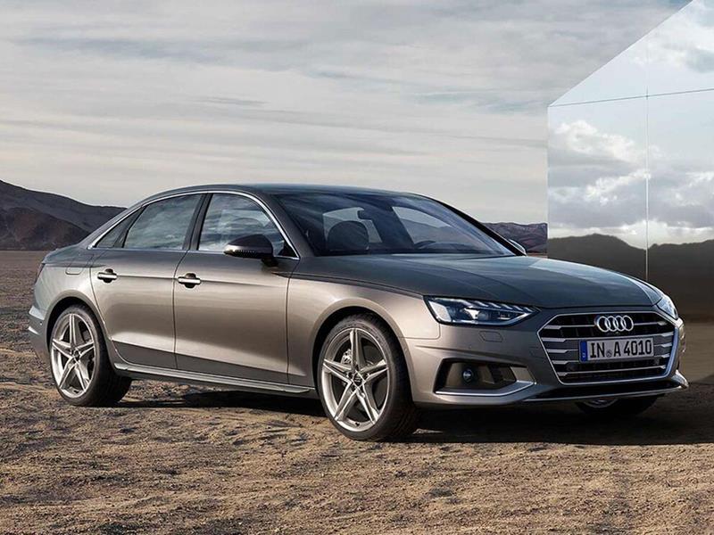 Audi A4 40 TFSI Dynamic nuevo color A eleccion precio $609,000