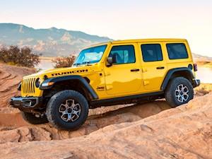 Jeep Wrangler Unlimited Rubicon 4P Aut nuevo color A eleccion precio u$s109.200