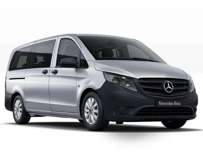 Mercedes Vito Tourer 121 Aut nuevo color A eleccion precio u$s54.869