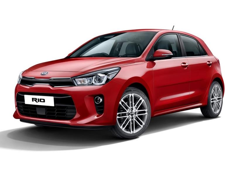KIA Rio Hatchback 1.4L LX nuevo color A eleccion precio u$s14,990