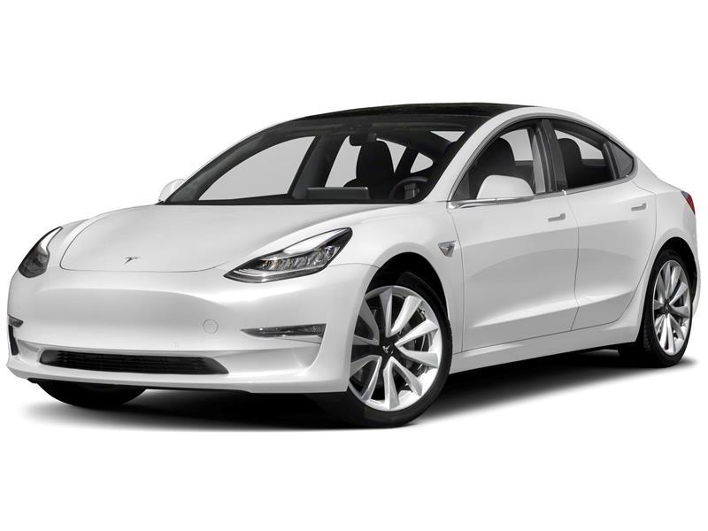 Tesla Model 3 Autonomia Estandar Plus nuevo color A eleccion precio $1,049,900