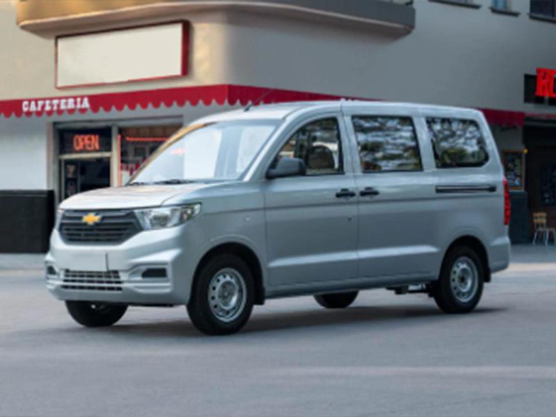 Chevrolet N400 Move 1.5 MT A/C nuevo color A eleccion precio u$s12,490