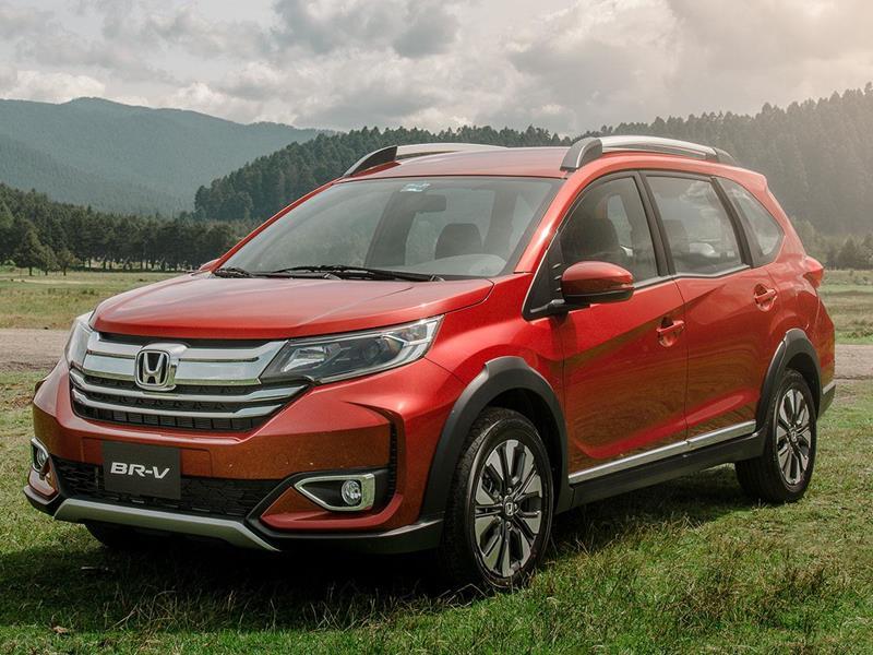Honda BR-V Prime nuevo color A eleccion precio $367,900