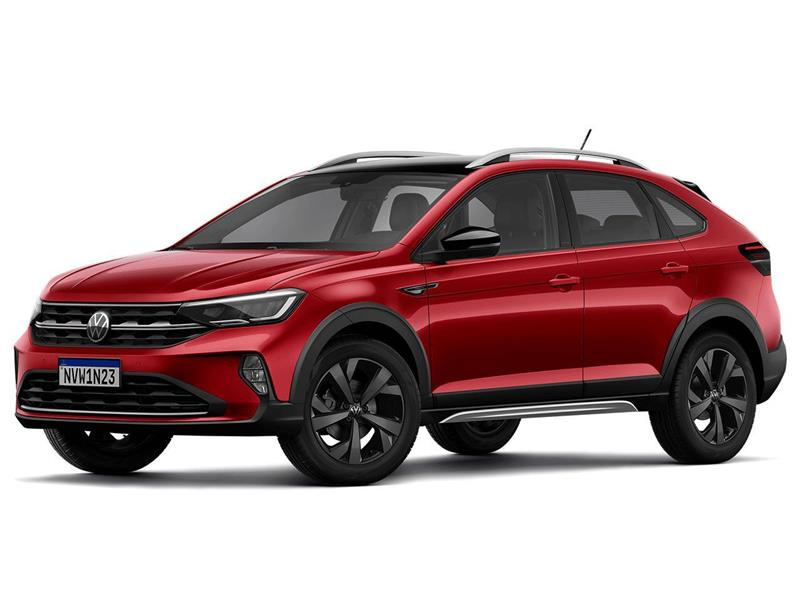 Volkswagen Nivus Hero 200 TSi nuevo color A eleccion precio $3.374.950