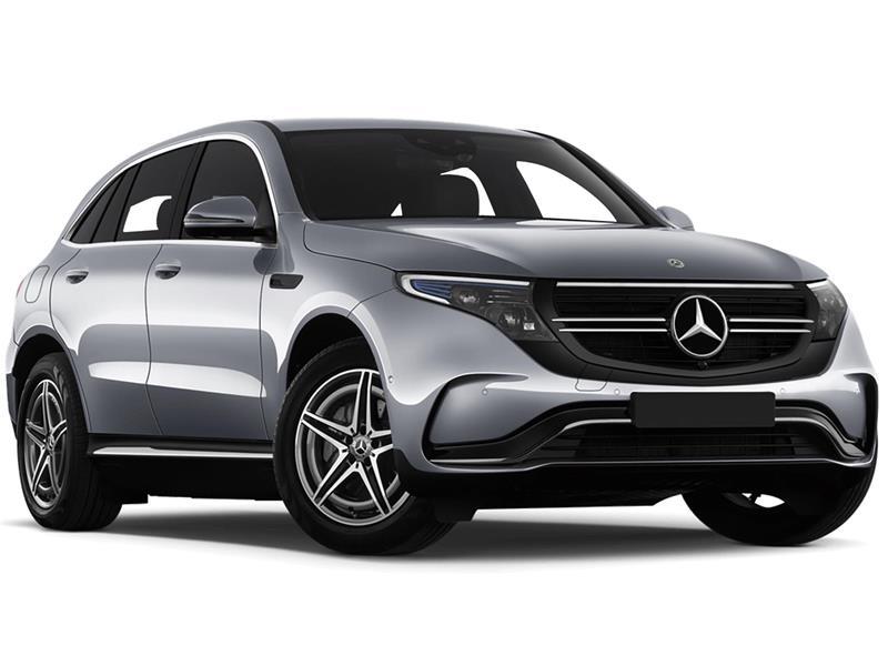 Mercedes EQC 400 4MATIC Sport nuevo color A eleccion precio $1,899,000