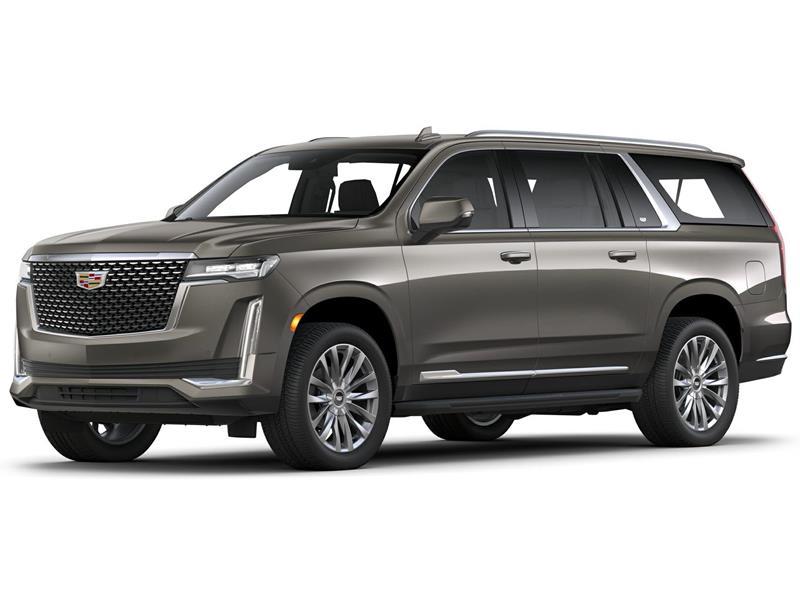 Cadillac Escalade Premium Luxury ESV 36 bocinas nuevo color A eleccion precio $2,262,900