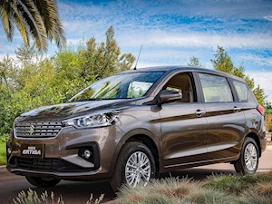 Suzuki Ertiga 1.5L GLX  (2019)