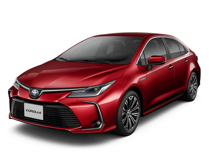 Toyota Corolla 2.0 GR-S nuevo color A eleccion precio $2.998.700