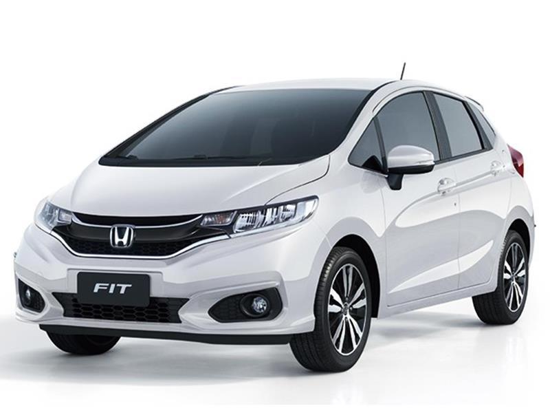 Honda Fit EXL Aut nuevo color A eleccion precio $2.111.925