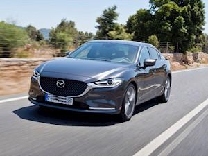 foto Mazda 6 Sedán