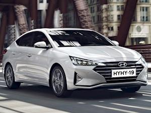Hyundai Elantra 1.6L Premium Aut  nuevo precio $15.090.000