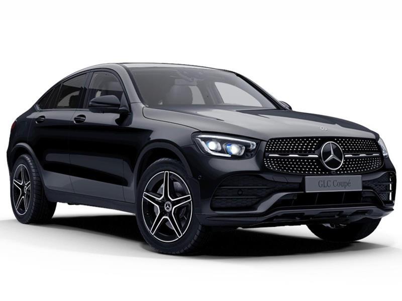 Mercedes Clase GLC 300 Coupe 4Matic AMG-Line 258Cv nuevo color A eleccion precio u$s101.500