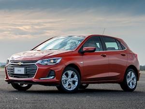 Chevrolet Onix 1.2 financiado en cuotas anticipo $155.800 cuotas desde $5.688