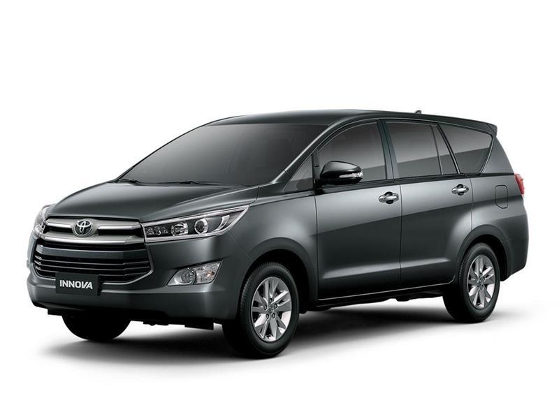 foto Toyota Innova SRV 2.7 Aut 8 Pas nuevo color A elección precio $4.665.800