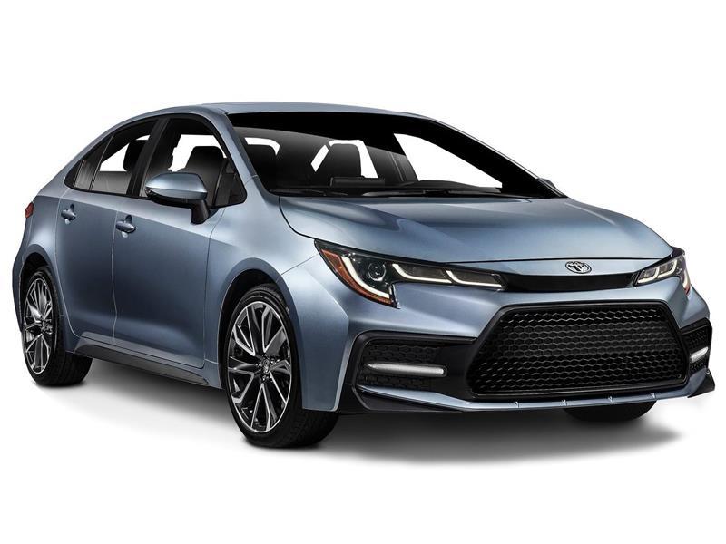 Toyota Corolla LE Aut nuevo financiado en mensualidades(enganche $189,800 mensualidades desde $4,695)