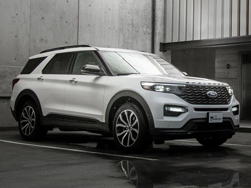 foto Ford Explorer ST (2020)