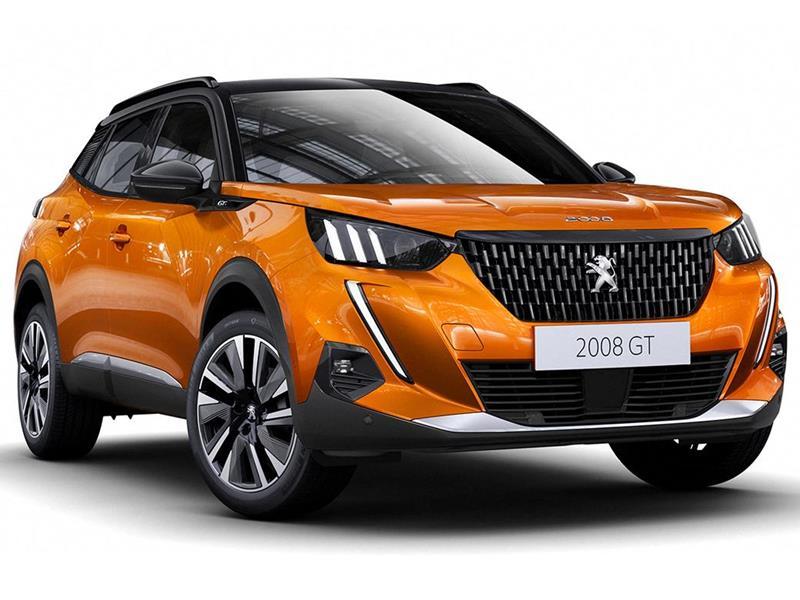 Peugeot 2008 1.2L Active  nuevo color A eleccion precio $393,900