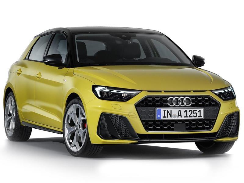 Audi A1 2.0T S Line  nuevo color A eleccion precio $589,900