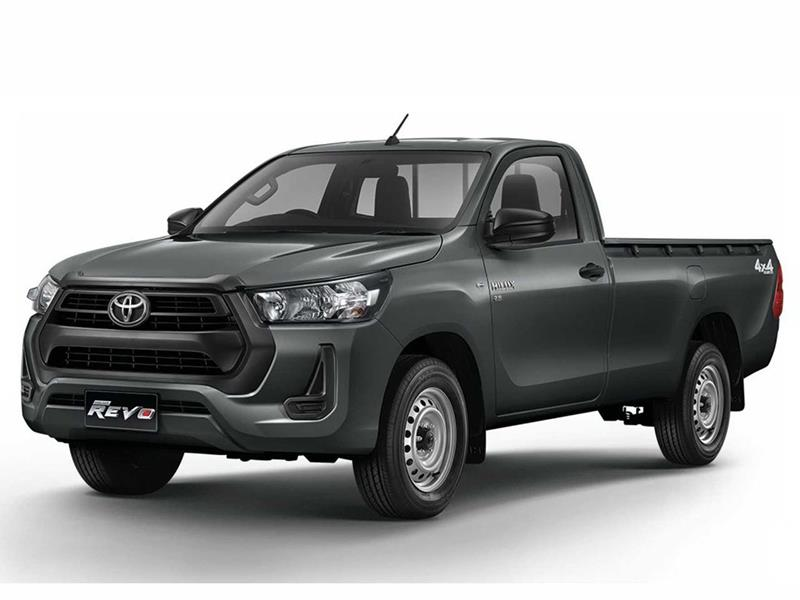 foto Toyota Hilux 4X2 Cabina Simple DX 2.4 TDi (2021)