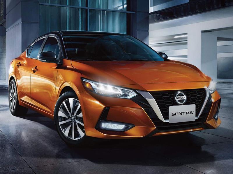 Nissan Sentra SR CVT nuevo color A eleccion precio $2.435.000