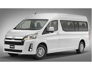 Toyota Hiace 3.5L 12 Pas nuevo color A eleccion precio $609,700