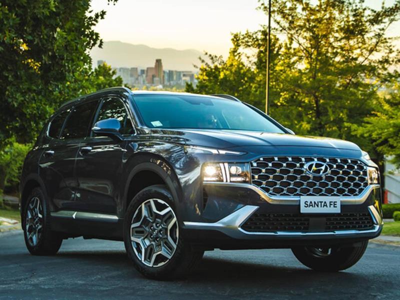 Hyundai Santa Fe 2.2L Plus Aut nuevo precio $26.190.000