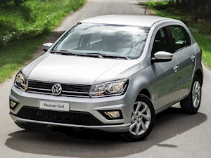 Volkswagen Gol Trend 5P Trendline nuevo color A eleccion precio $836.250