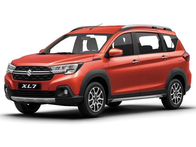 Suzuki Ertiga XL7 GLX Aut nuevo color A eleccion precio $354,990
