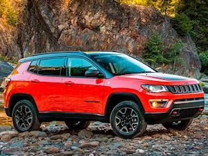 Jeep Compass 2.4L Trailhawk nuevo color A eleccion precio u$s49.990