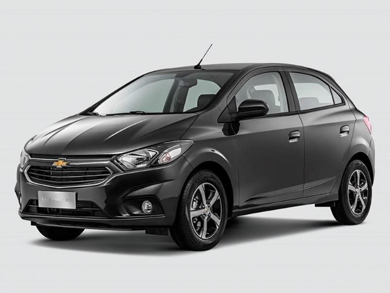 Chevrolet Joy black