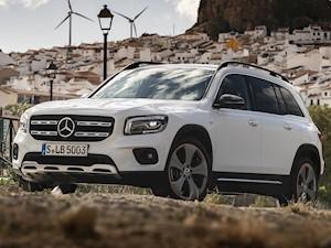 Mercedes Benz Clase GLB
