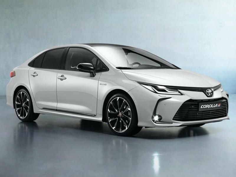 Toyota Corolla 2.0 GR-S nuevo color A eleccion precio $2.864.600