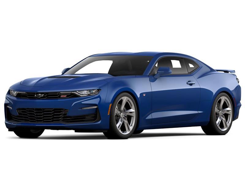 Chevrolet Camaro SS Aut  nuevo color A eleccion precio $1,111,200
