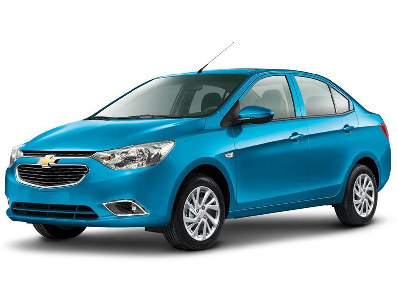 Chevrolet Aveo LS Aut nuevo color A eleccion precio $261,100
