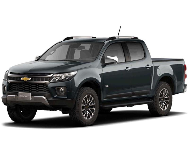 foto Chevrolet S 10 LT 2.8 4x2 CD (2021)