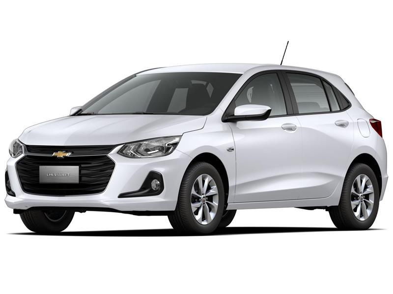 Chevrolet Onix 1.0L RS nuevo color A eleccion precio u$s14,690