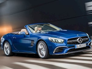 Mercedes Benz Clase SL Roadster