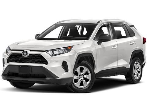 Toyota RAV4 LE