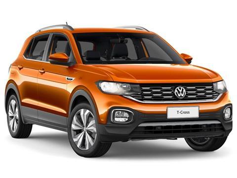foto Volkswagen T-Cross Trendline