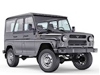 UAZ Hunter  2.7L  Expedition
