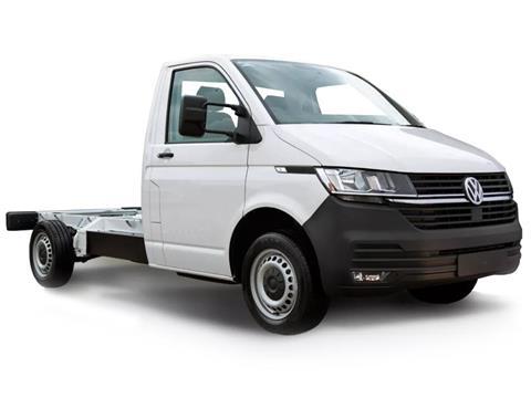 foto Volkswagen Transporter Chasis Cabina