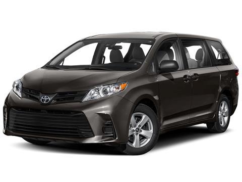 foto Toyota Sienna CE