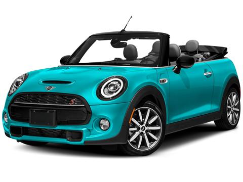 MINI Cooper Convertible Pepper Aut