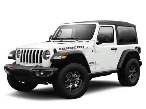 Jeep Wrangler Rubicon 2P Aut