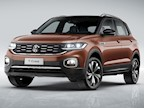 Foto venta Carro nuevo Volkswagen T-Cross Trendline color Plata Reflex precio $70.990.000