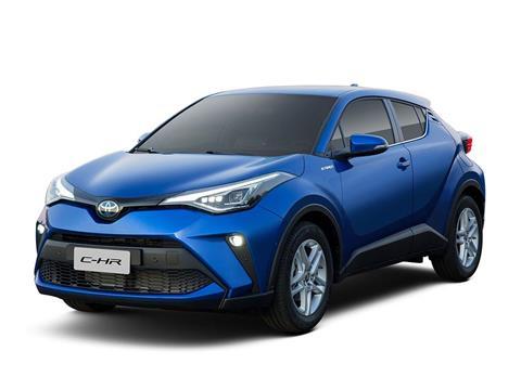foto Toyota C-HR HV 1.8 eCVT