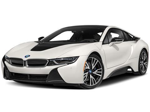 foto BMW i8 Coupé Coupé